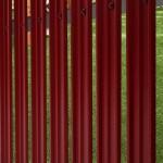 Sipca metalica vopsita pentru gard