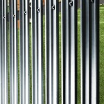 Sipca metalica zincata pentru gard